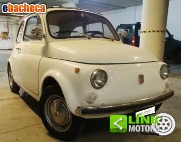 Anteprima Fiat 500 L  del 1969