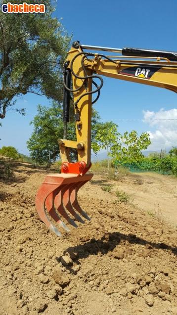 Anteprima Multiripper per escavator