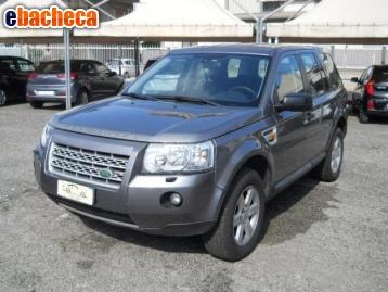 Anteprima Land Rover Freelander…