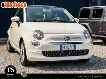 Anteprima Fiat 500 1.2 lounge 69cv