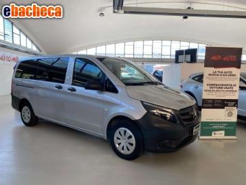 Anteprima Mercedes-Benz Vito 2.2…