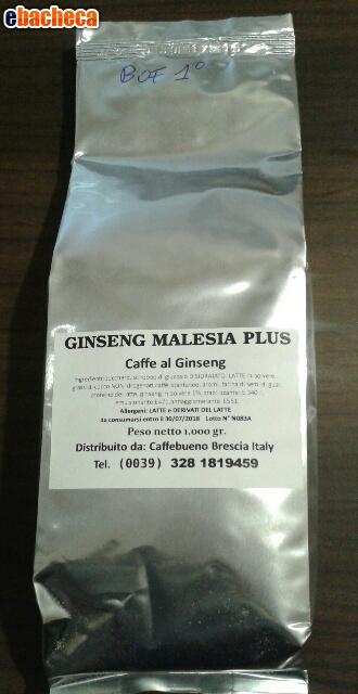 Anteprima Caffe al ginseng