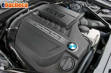 Anteprima Motore bmw 530d f10