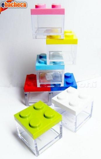 Anteprima Scatole Lego