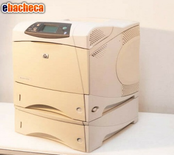 Anteprima Stampante laserjet HP