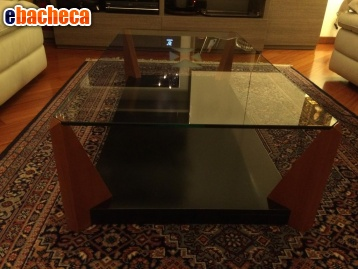 Anteprima Tavolino Cristallo 10cm.