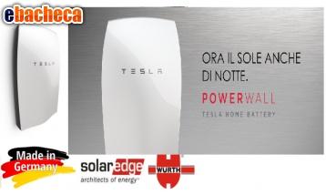Anteprima Batteria domestica Tesla