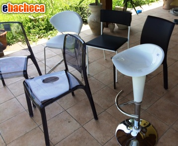 Anteprima Diverse sedie moderne