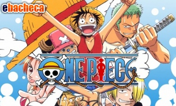 Anteprima One Piece - I films dvd!