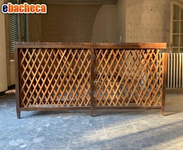 Anteprima Copriradiatore in legno