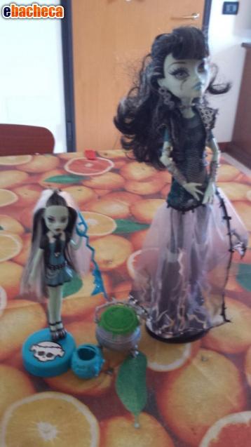 Anteprima Bambole Monster High