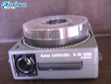 Anteprima Kodak carousel