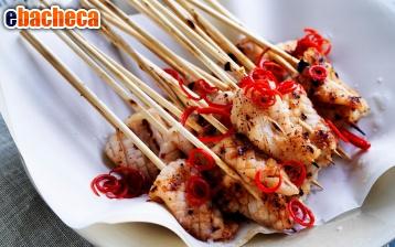 Anteprima Spiedoni per cucina Korea