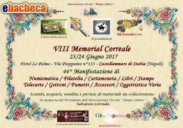 Anteprima 8° Memorial Correale