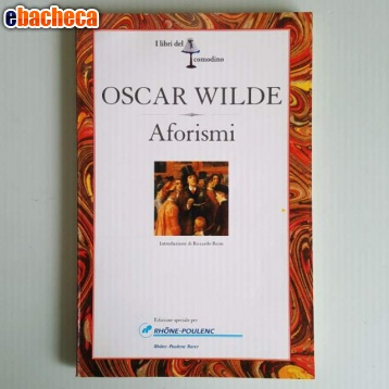 Anteprima Oscar Wilde - Aforismi