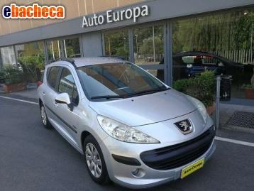 Anteprima Peugeot 207 1.4 vti 95cv…