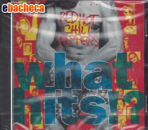 Anteprima Cd red hot chili