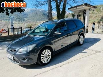 Anteprima Ford focus station wagon…