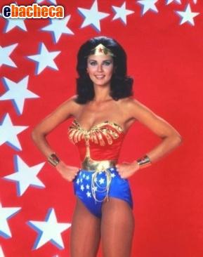 Anteprima Wonder Woman telefilm