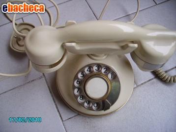 Anteprima Telefono fisso anni 60
