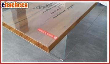 Anteprima Tavolo legno protezioni