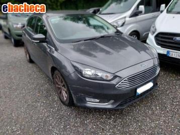 Anteprima Ford focus 1.5 tdci…