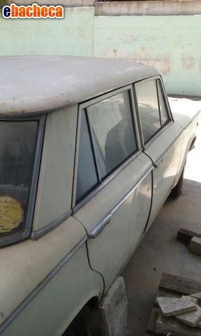 Anteprima Fiat  1500 - Auto…