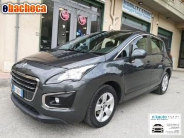 Anteprima Peugeot 3008 1.6 hdi 115…