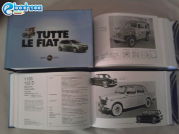 Anteprima Fiat auto dal 1899-1999