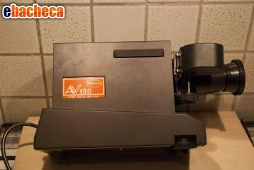 Anteprima Proiettore vintage