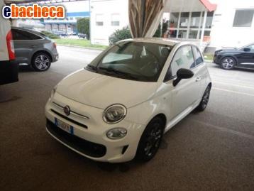 Anteprima Fiat 500