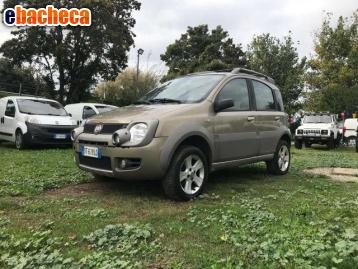 Anteprima Fiat Panda Cross 4x4 1.3…