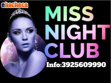 Anteprima Offerte Lavoro Night club