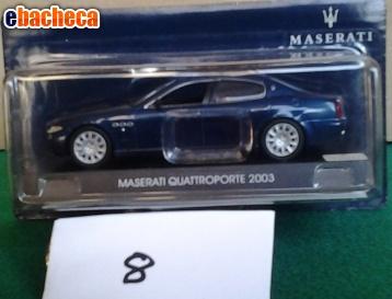 Anteprima Maserati Quattroporte