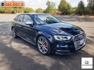 Anteprima Audi S3 Sportback 2.0 …