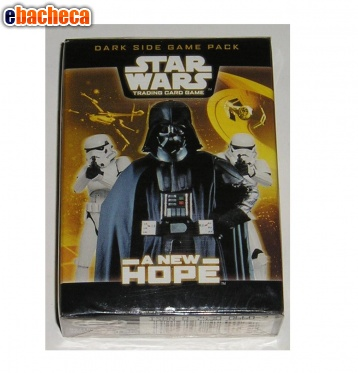Anteprima Card game star wars a new
