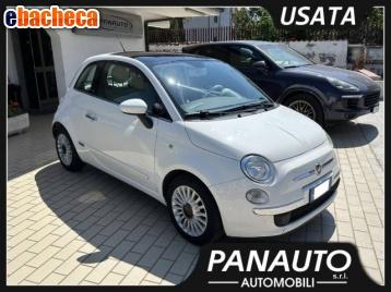 Anteprima Fiat 500 1.2 69cv lounge…
