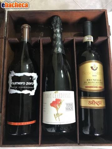 Anteprima Brunello+Pinot+Chardonnay