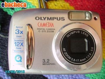 "Anteprima Fotocamera digitale ""Olym"