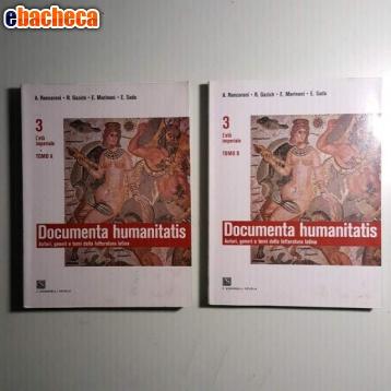 Anteprima Documenta Humanitatis 3