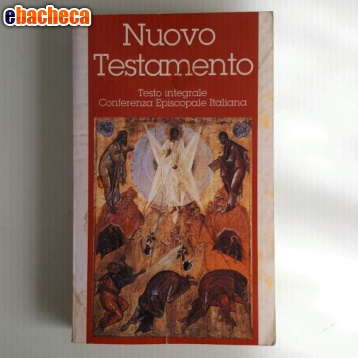 Anteprima Nuovo Testamento