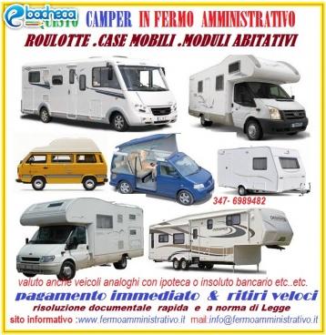 Anteprima Acquisto camper in Fermo