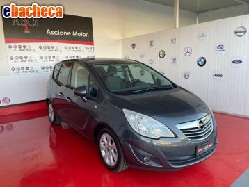 Anteprima Opel Meriva 1.3 Cdti…