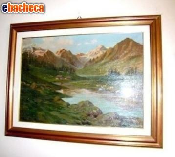 Anteprima Quadri dipinti a olio
