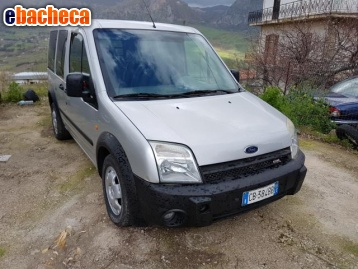Anteprima Ford Connect 1.8tdci