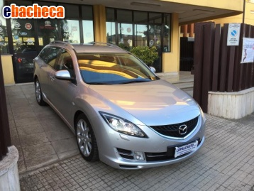 Anteprima Mazda6 Wagon 2.0 Cd…