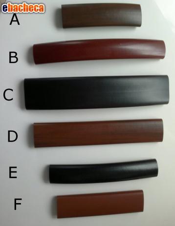 Anteprima corrimani PVC vari colori