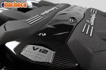Anteprima Lamborghini murcielago