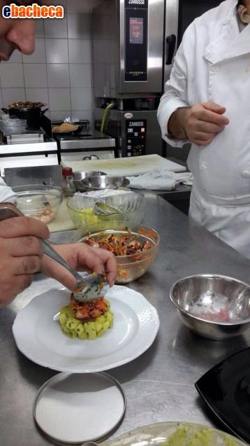 Anteprima Corso Tecnicho di Cucina