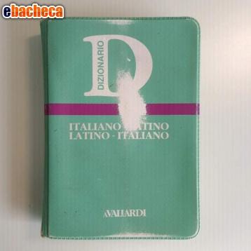 Anteprima Mini Dizionario Latino